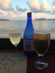 Bar Le Ninfe - Pineta Mugoni. Vino, Birra e Acqua San Martino